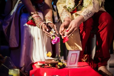 South Asian Wedding Ceremony Traditions