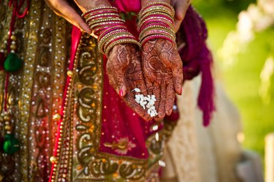 Colorful Indian Wedding Ceremonies