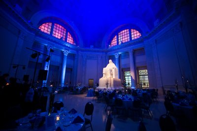 Weddings at the Franklin Institute in Philadelphia