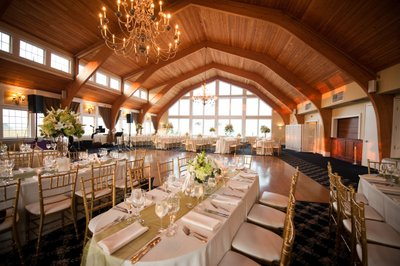 Bonnet Island Estate Wedding Reception Venue