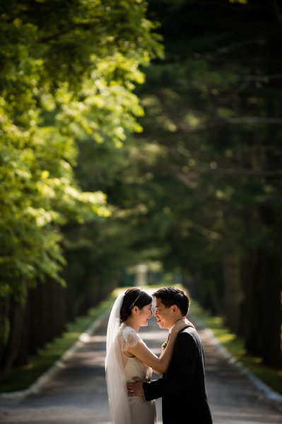 Wedding Portraits at Ashford Estate