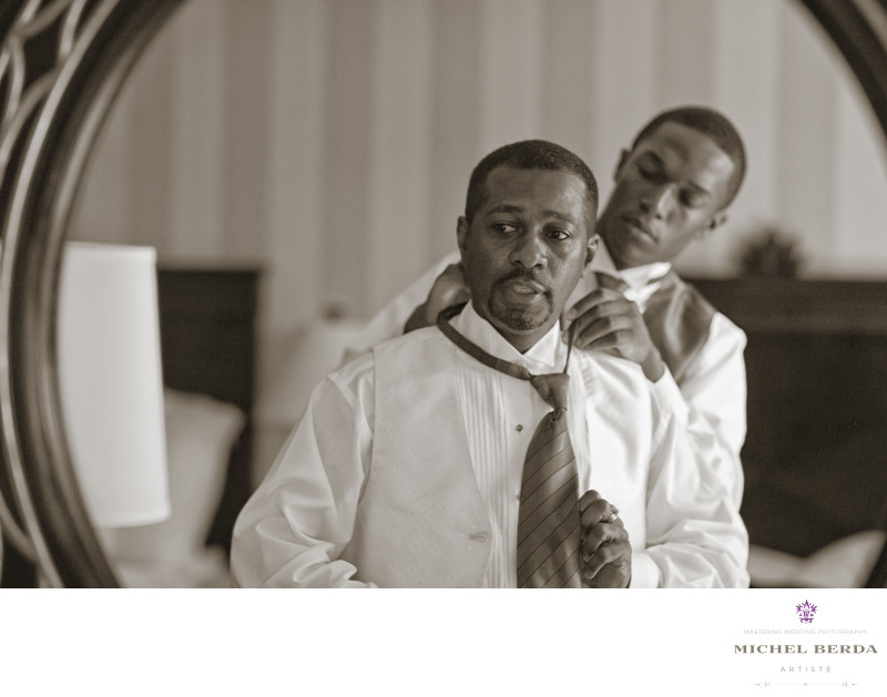 Charleston Marriott Downtown Wedding Photographs