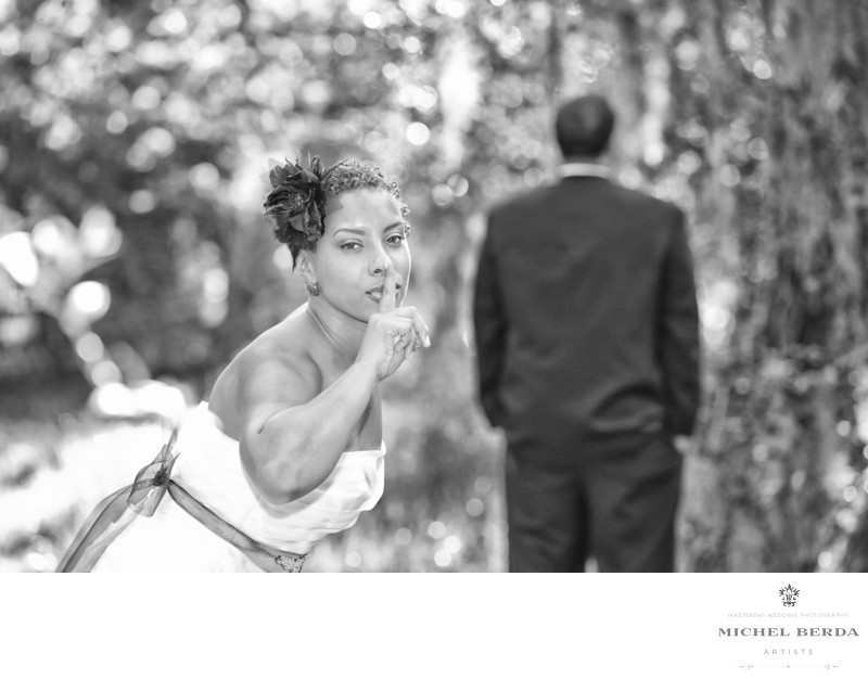 Magnolia Plantation Wedding Photographs