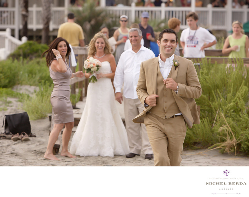 Wedding at Wild Dunes Resort in Isle Of Palms