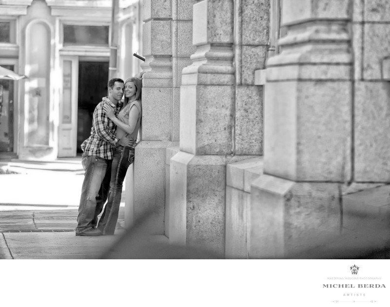 Historic City Charleston Sc Engagement Session