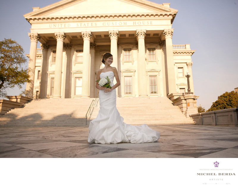 Bridal Portraits In Charleston SC