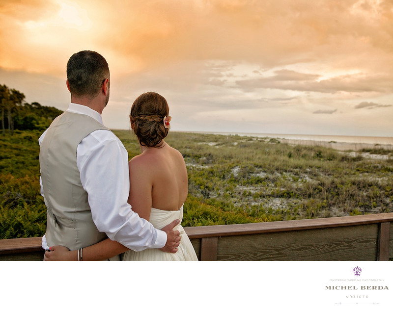 westin resort spa hilton head wedding ceremony