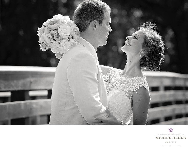 First Look B&W Weddings Palmetto Dunes Oceanfront Resort