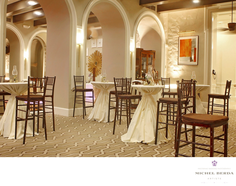 Reception The Mills House Wyndham Grand Hotel Charleston SC
