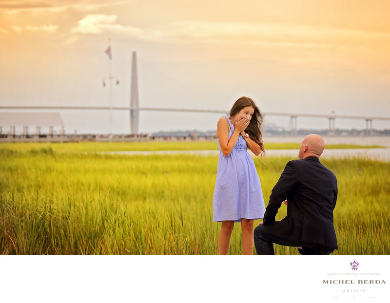 Proposal Photographer Charleston SC