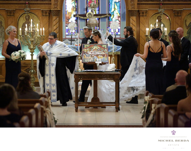 The Holy Trinity Greek Orthodox Church Charleston weddings