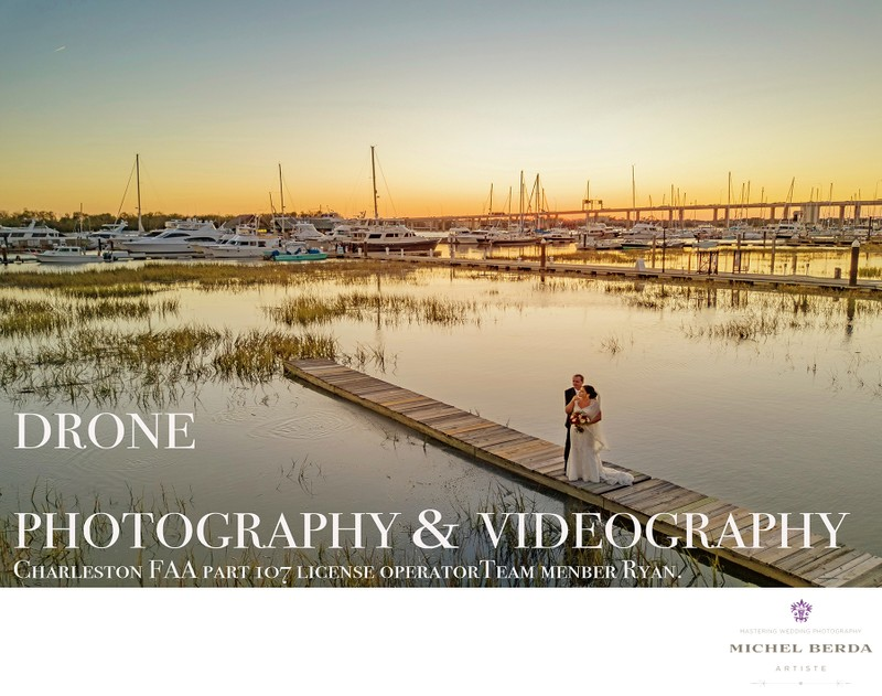 Charleston Drone Photography Videography