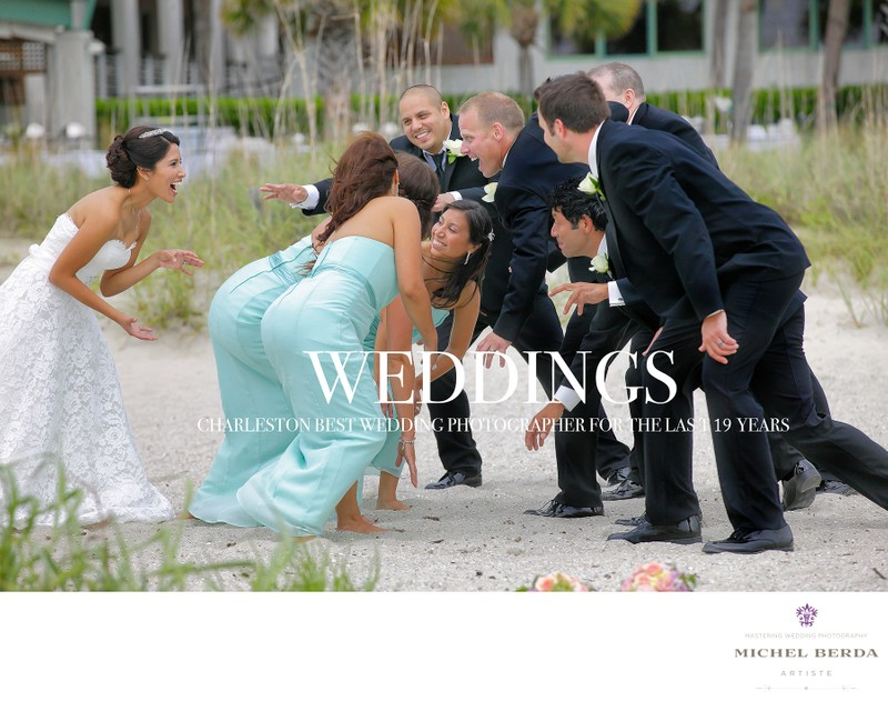 Home Page Charleston Wedding Photographer Image