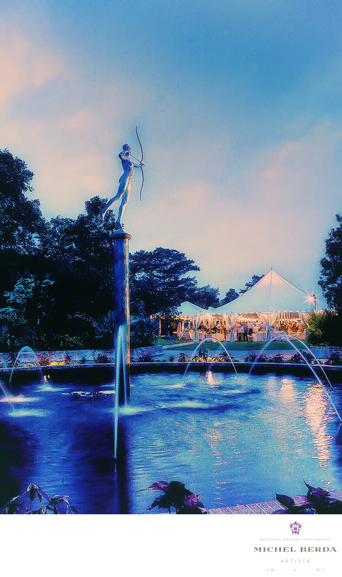 Wedding At Brookgreen Gardens