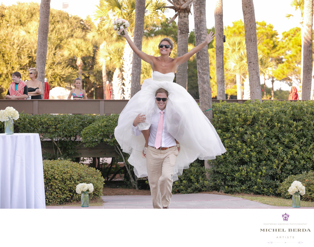 Wedding Photography At Westin Resort And Spa