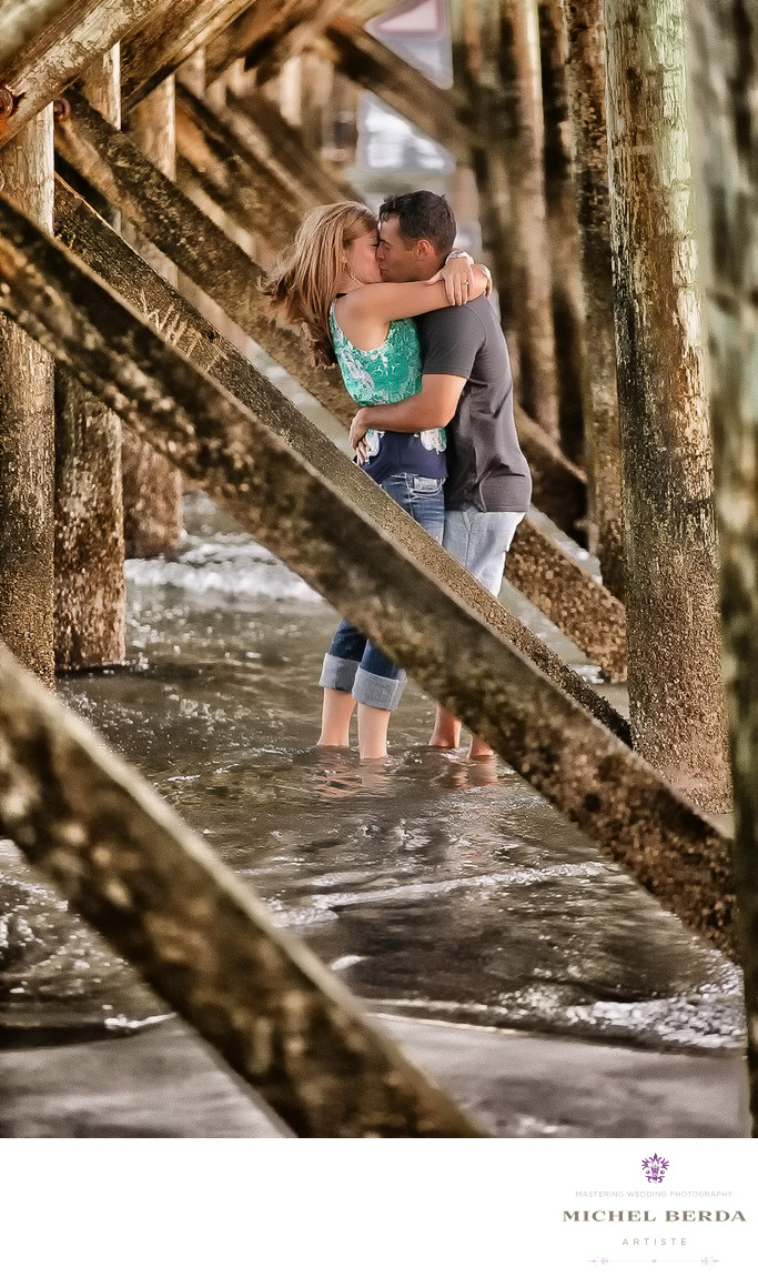 Isle Of Palms SC Engagement Pictures