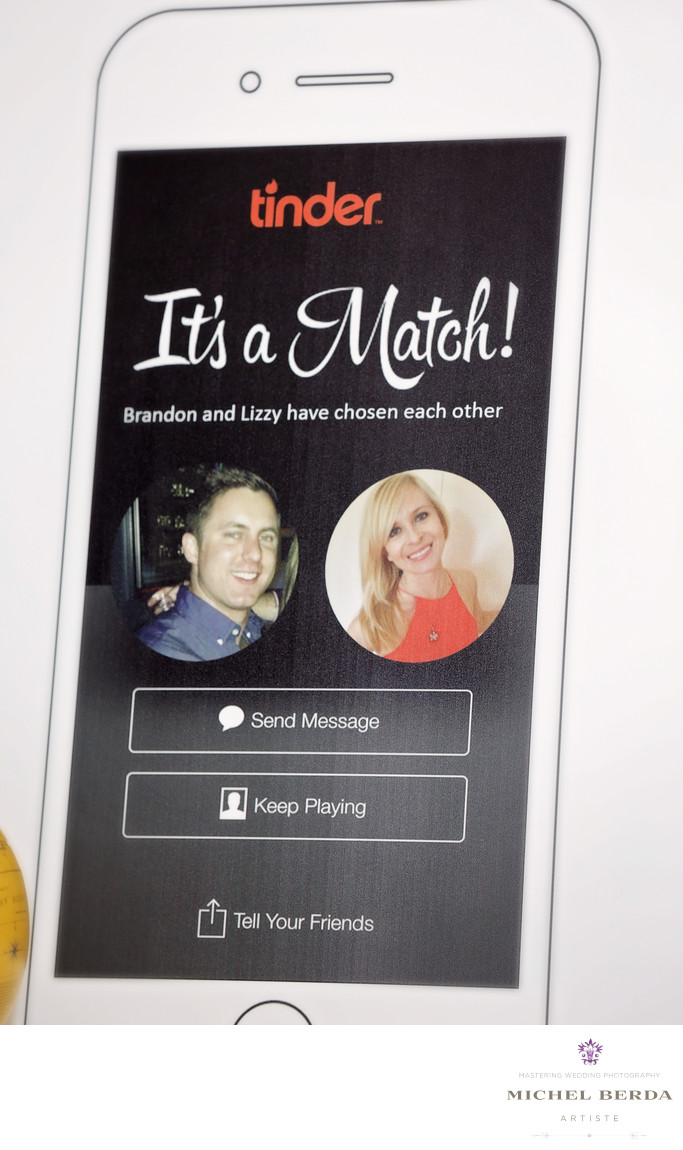 Tinder sign at Palmetto Hall Wild Dunes Resort