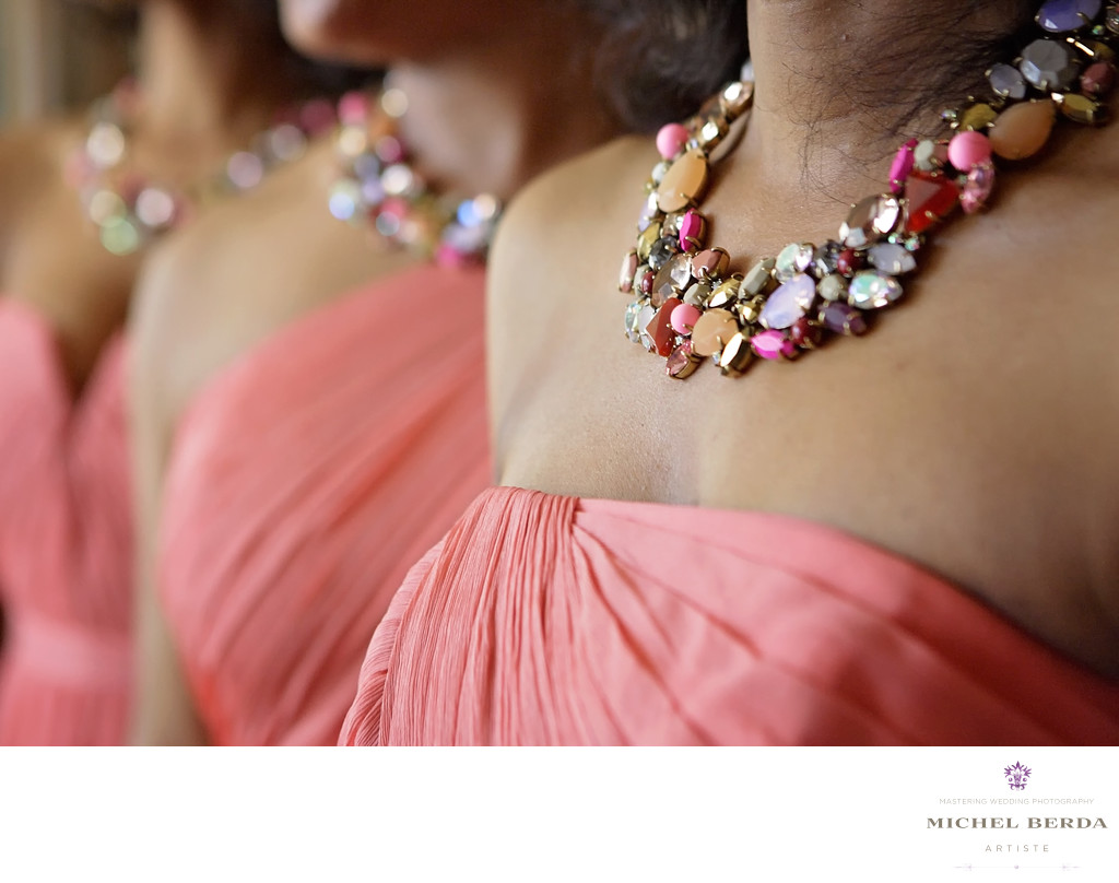 Neckless bridesmaids THE WESTIN HILTON HEAD ISLAND RESORT & SPA