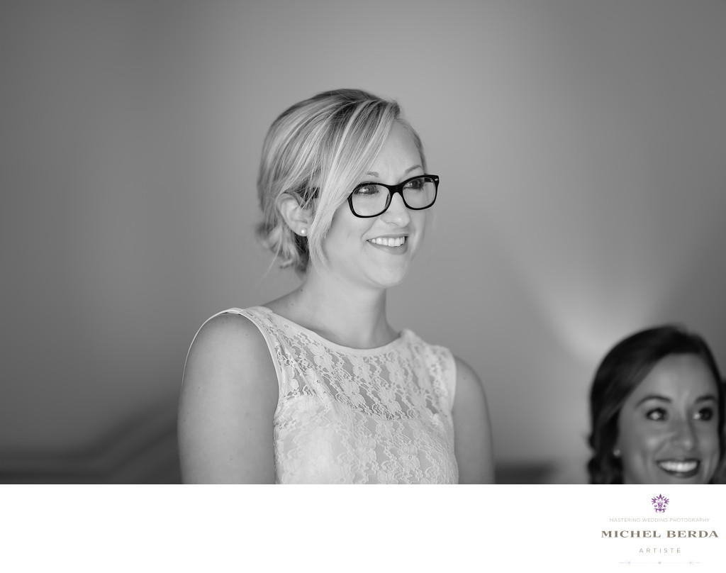 Bridemaids B&W Weddings Palmetto Dunes Oceanfront Resort