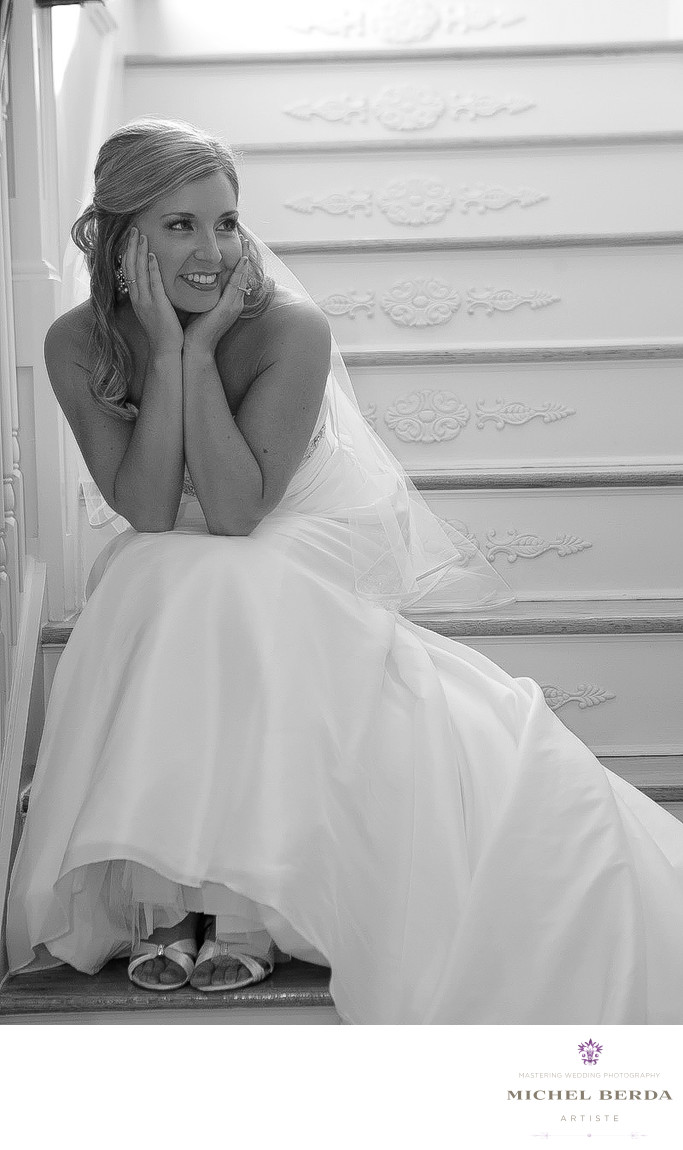 Best Bridal Portrait Photographers Charleston Sc
