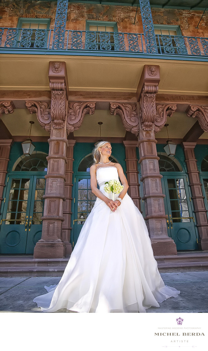 Bridal Portrait Photographers Charleston Sc
