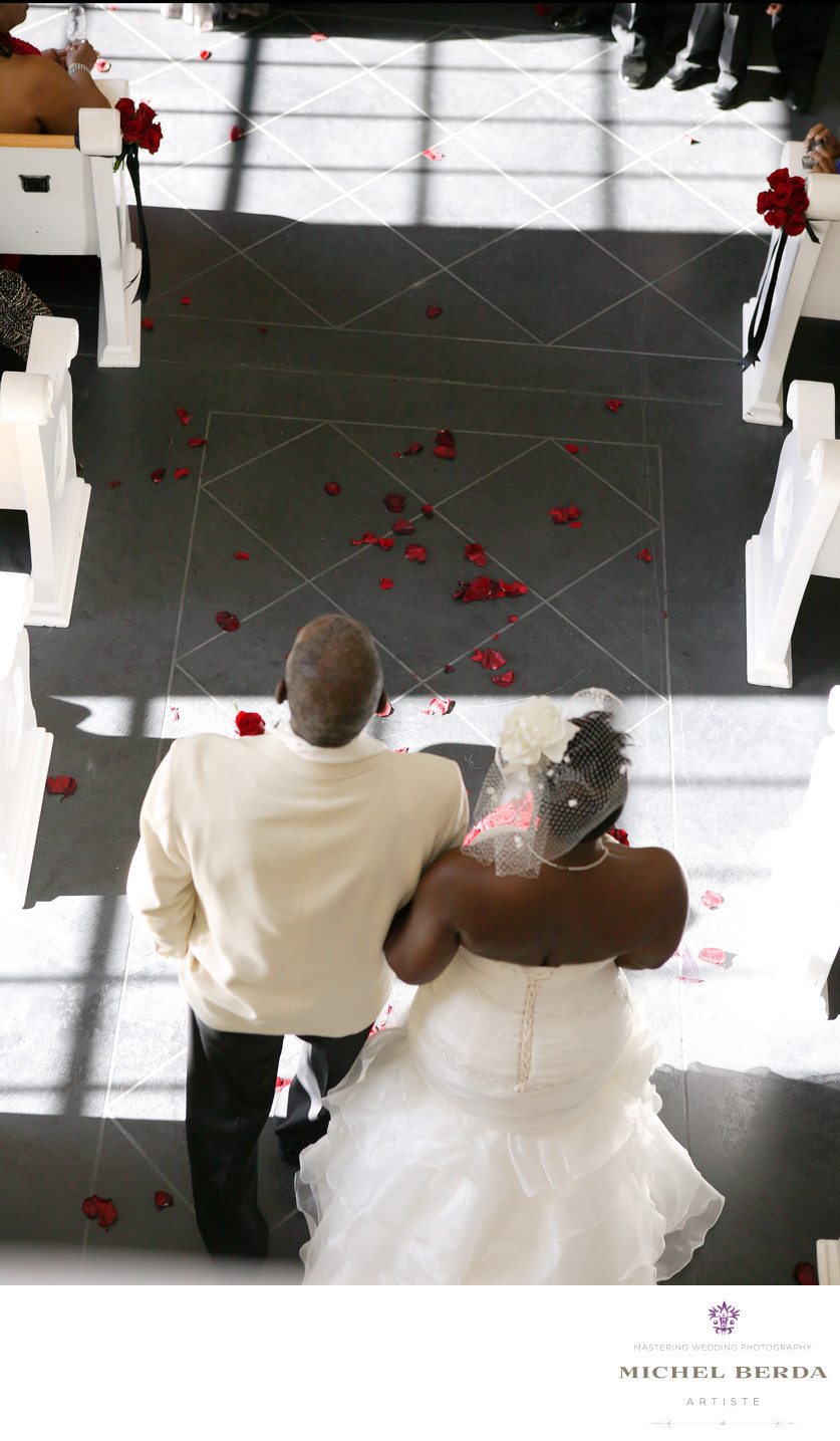 Tidewater Chapel Wedding Photographer