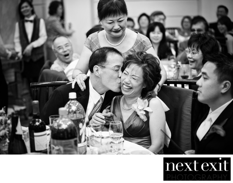 Chinese Banquet Wedding Photographer