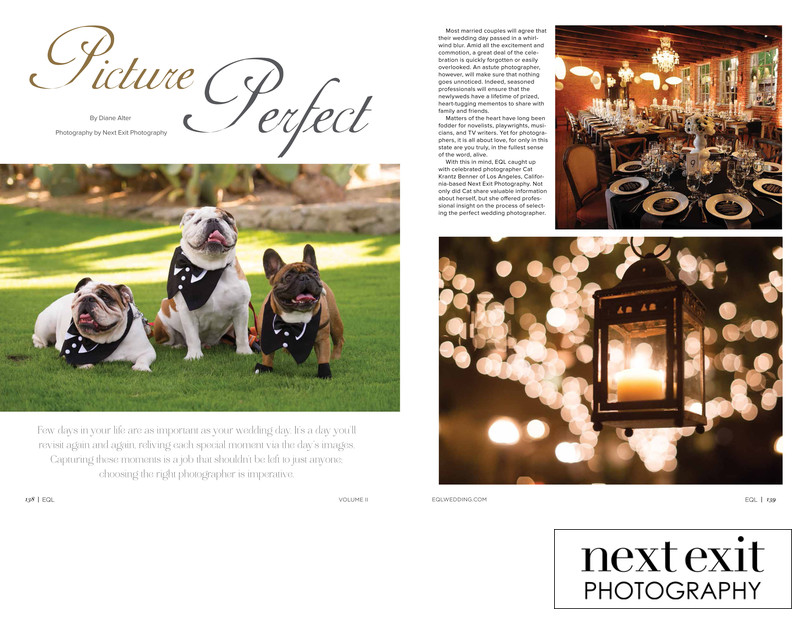 Wedding Bulldogs