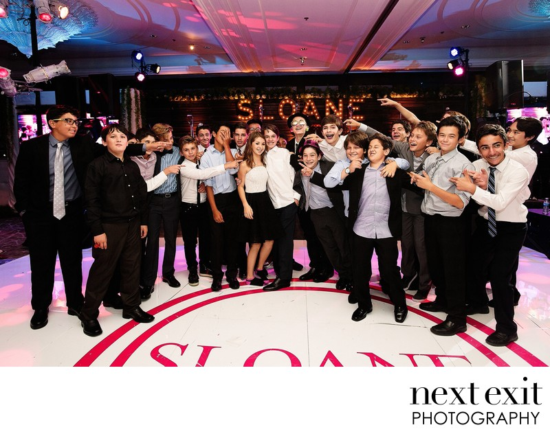 Los Angeles Mitzvah Photography