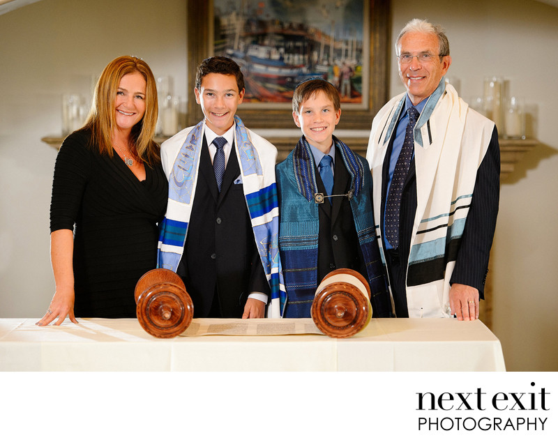 Santa Monica Bar Mitzvah Photography