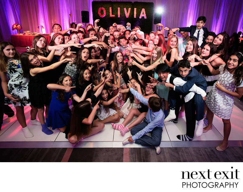 Bat Mitzvah Photographer LA