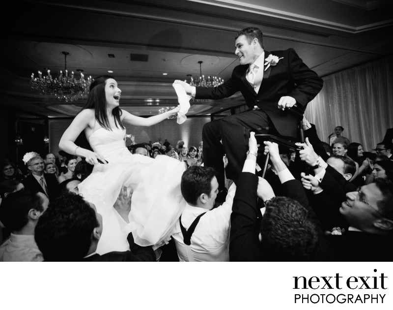 Jewish Wedding Photographer Los Angeles