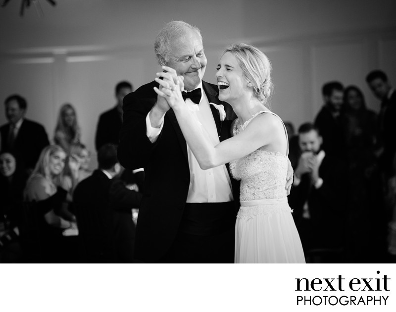 Father Daughter Dance Wedding Photographer Los Angeles