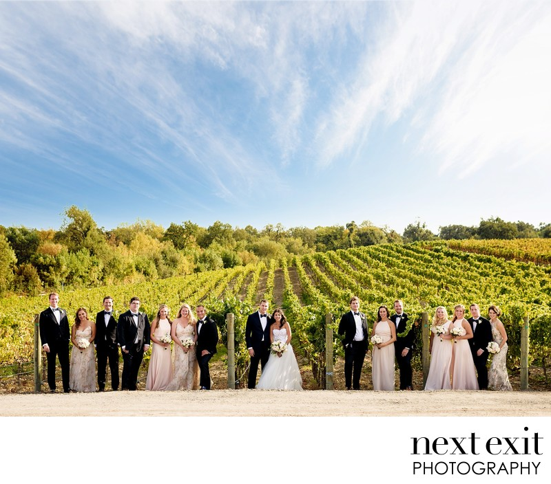 Napa Valley Wedding Photographer