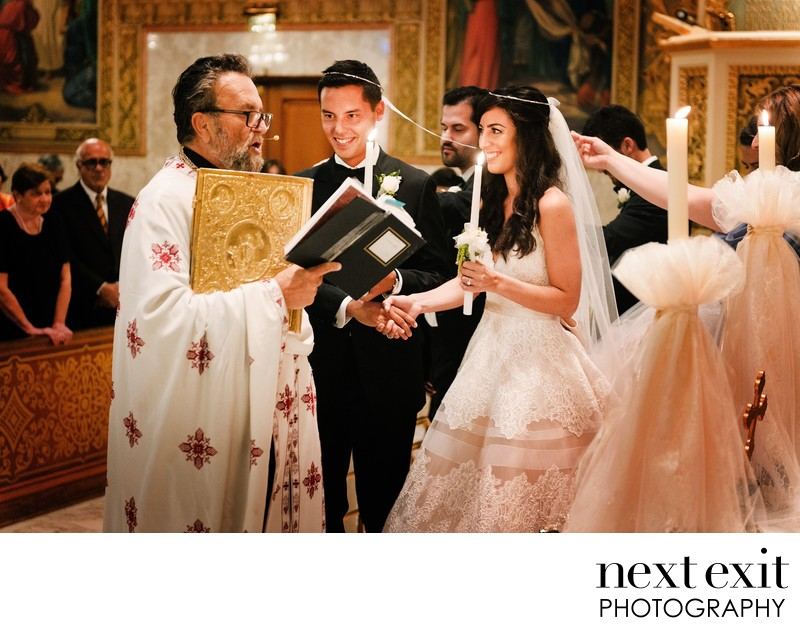St Sophia Cathedral Greek Orthodox Wedding Photographer