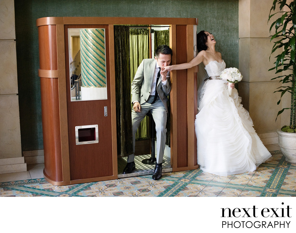 Wedding Photographer in Los Angeles - Los Angeles Wedding, Mitzvah & Portrait Photographer - Next Exit Photography
