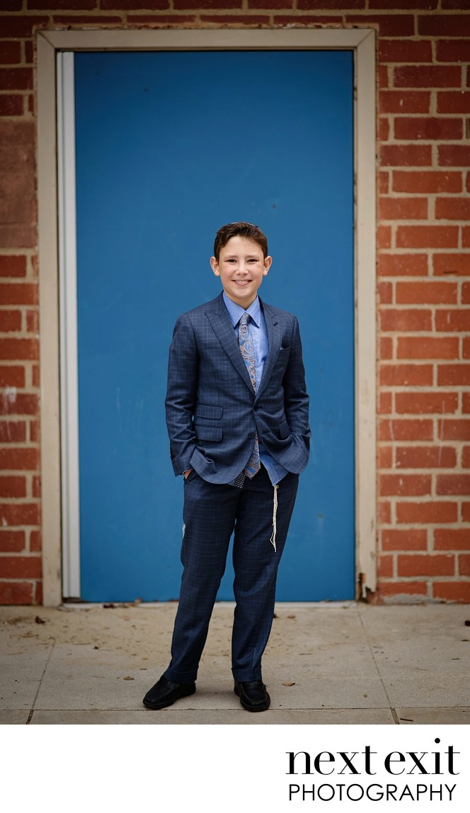 Orthodox Bar Mitzvah Photographer Los Angeles
