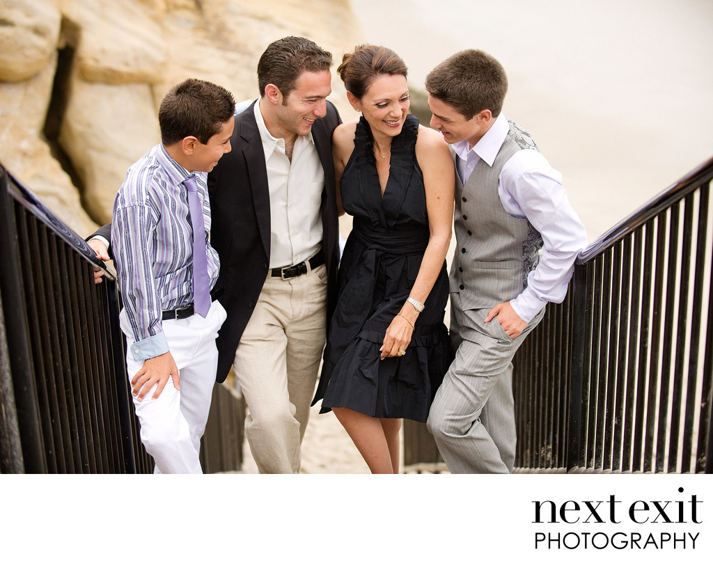 Newport Beach Bar Mitzvah Photographer