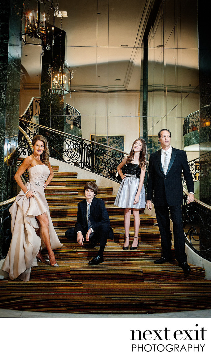 Glamorous Bat Mitzvah Photography Los Angeles