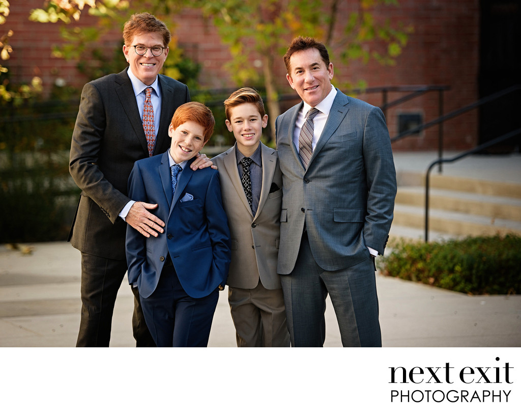 Temple Israel of Hollywood Bar Mitzvah Photographer