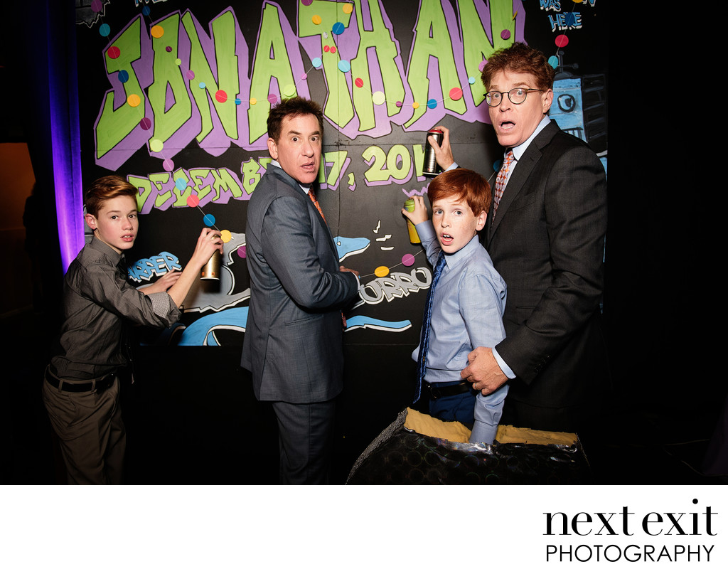 LGBTQ Bar Mitzvah Photography Los Angeles