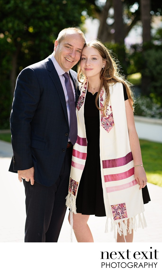 Mr. C Beverly Hills Bat Mitzvah Photography