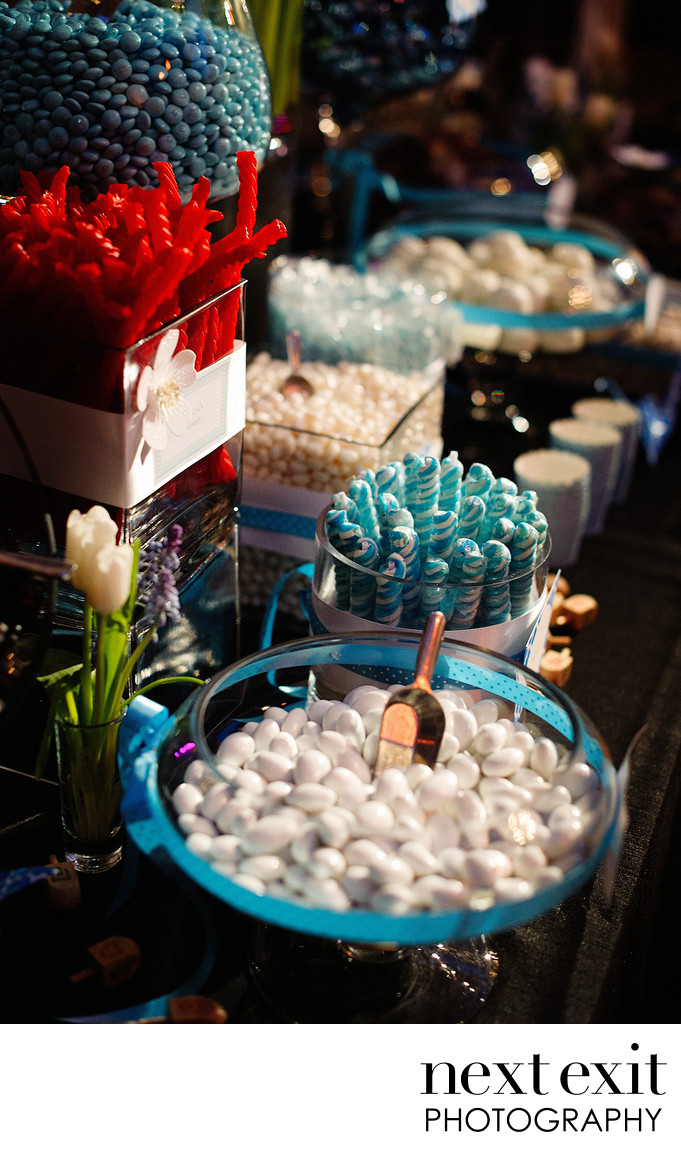 Los Angeles Bat Mitzvah Candy Bar