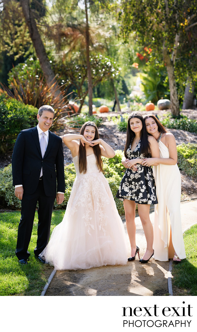 Four Seasons Westlake Village Bat Mitzvah Photographer