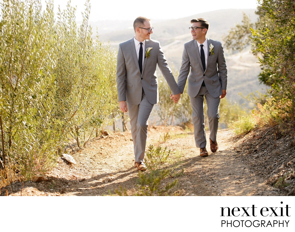 Same Sex Weddings Los Angeles Wedding Photographer - Los Angeles Wedding, Mitzvah & Portrait Photographer - Next Exit Photography