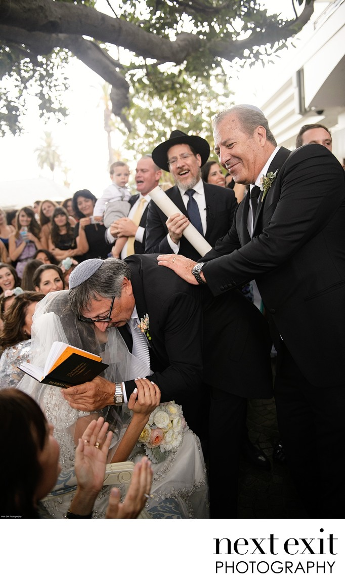 Best Los Angeles Orthodox Jewish Wedding Photographer