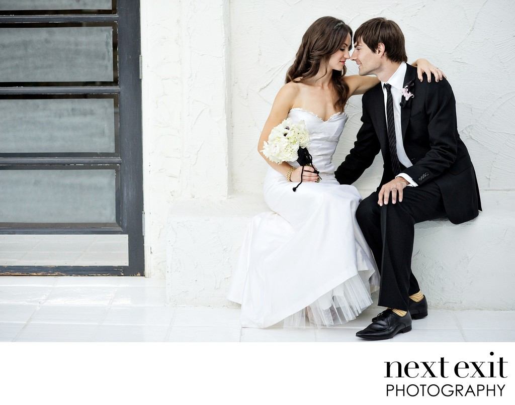 Hipster Wedding Photography - Los Angeles Wedding, Mitzvah & Portrait Photographer - Next Exit Photography
