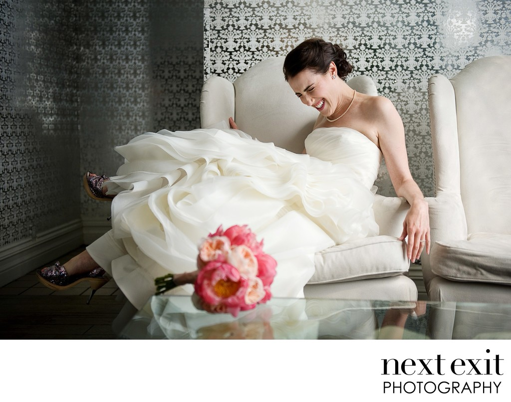 Viceroy Hotel Santa Monica Wedding Photographer - Los Angeles Wedding, Mitzvah & Portrait Photographer - Next Exit Photography