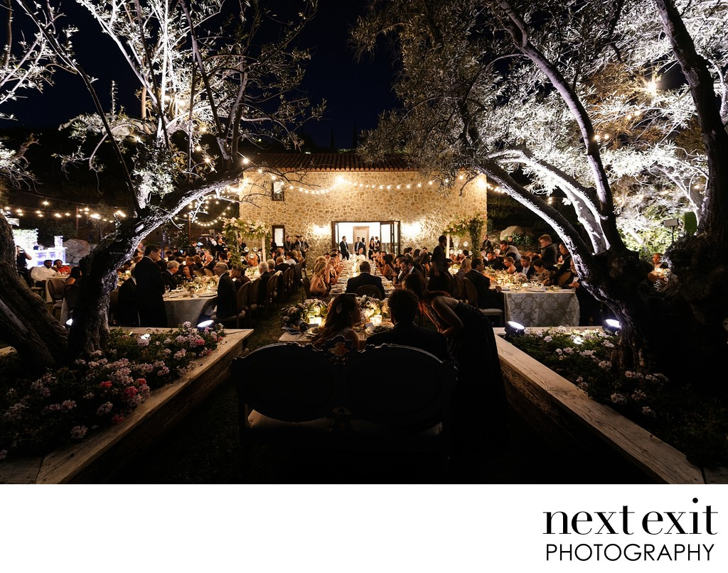 Nighttime at Cielo Farms - Los Angeles Wedding, Mitzvah & Portrait Photographer - Next Exit Photography