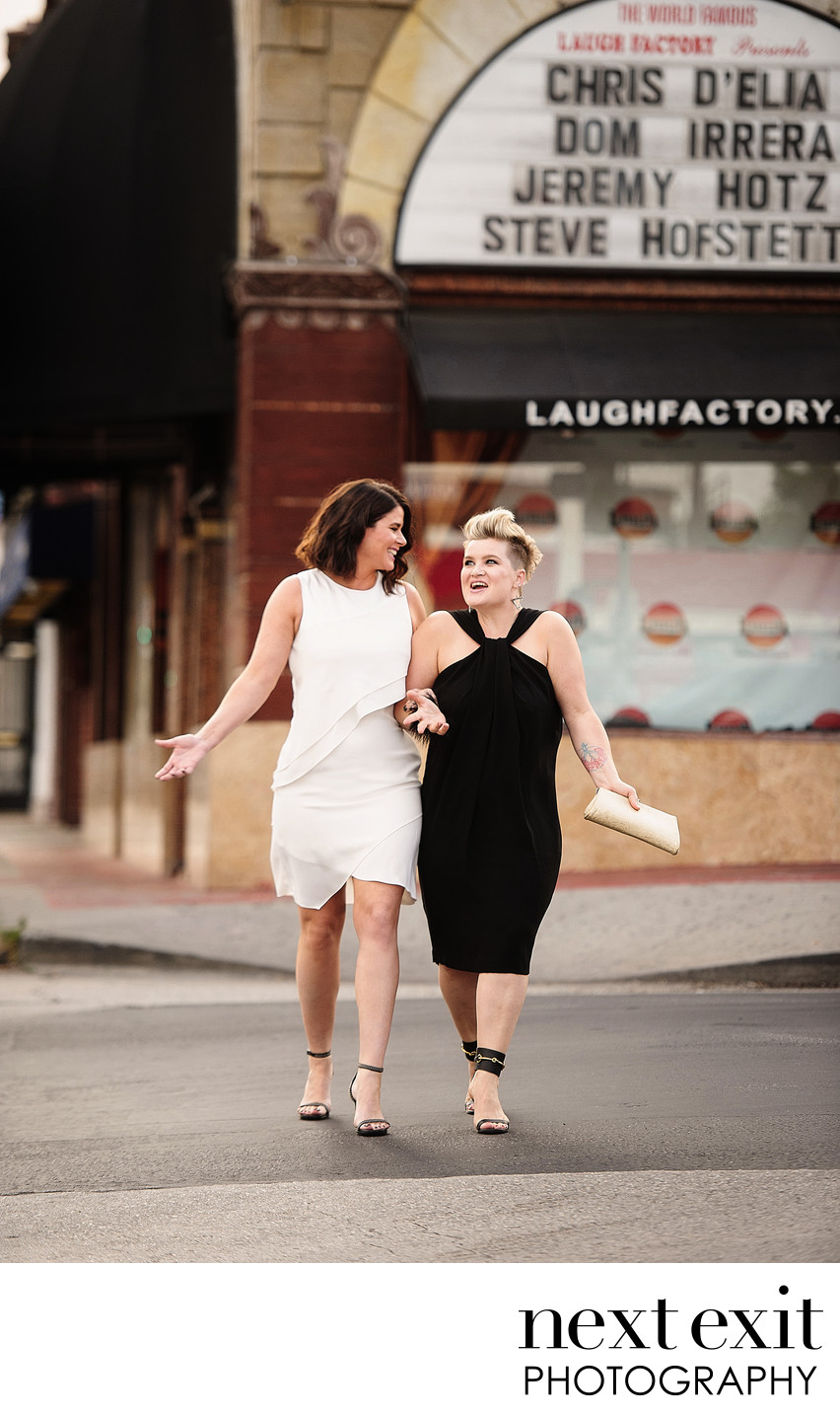 LGBTQ Wedding Photographer - Next Exit Photography